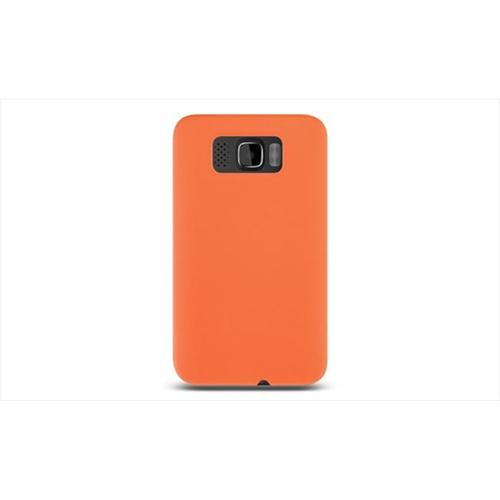DreamWireless SCHTCHD2OR-PR HTC HD2 Premium Skin Case - Orange