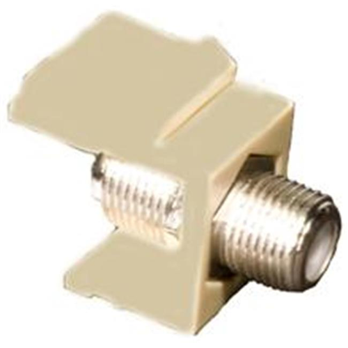 Morris Products 88216 F Catv Modular Inserts Ivory