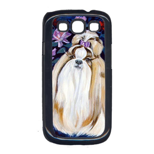 Carolines Treasures 7180GALAXYSIII Shih Tzu Cell Phone Cover Galaxy S111