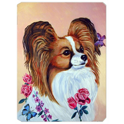 Carolines Treasures 7237MP 8 x 9.5 in. Papillon Mouse Pad Hot Pad or Trivet
