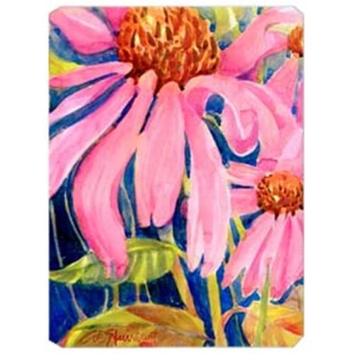 Carolines Treasures 6027MP 9.5 x 8 in. Flowers - Coneflower Mouse Pad Hot Pad Or Trivet