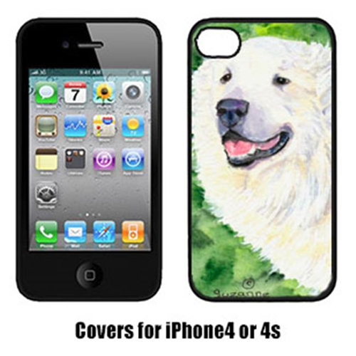 Carolines Treasures SS8981IP4 Great Pyrenees Cell Phone Cover Iphone4