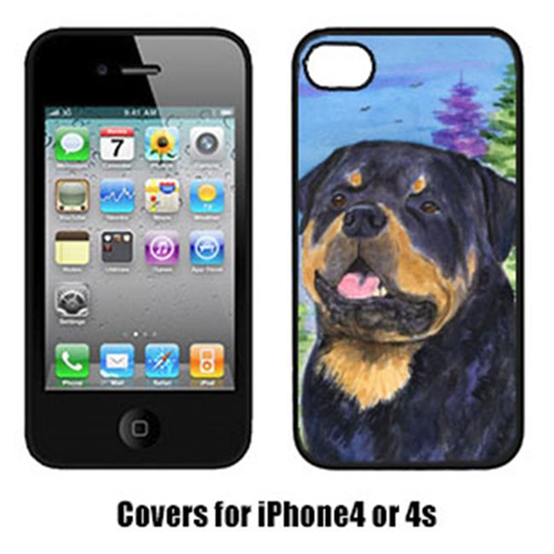 Carolines Treasures SS1026IP4 Rottweiler Iphone 4 Cover