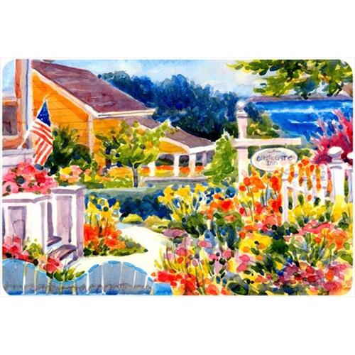 Carolines Treasures 6032MP Seaside Beach Cottage Mouse Pad Hot Pad Or Trivet