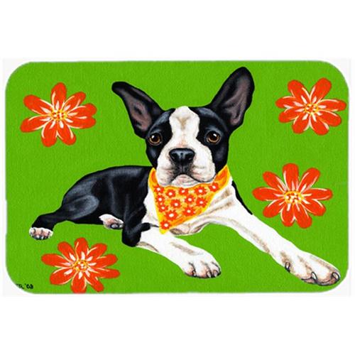 Carolines Treasures AMB1385MP Cosmo Cutie Boston Terrier Mouse Pad Hot Pad or Trivet