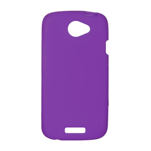DreamWireless SCHTCVILLEPP-PR HTC Ville & One S Skin Case - Purple