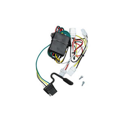 Tow Ready 118361 T-One Connector Assembly With Converter 3.98 x 3.63 x 8.88 in.