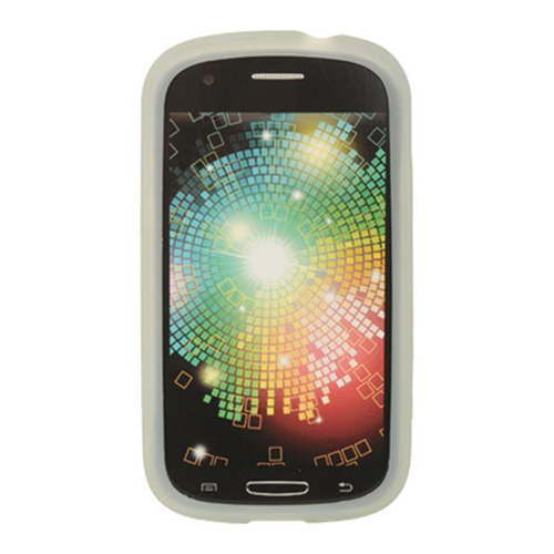 DreamWireless SCSAMI437CL-PR Samsung Galaxy Express I437 Skin Case Clear