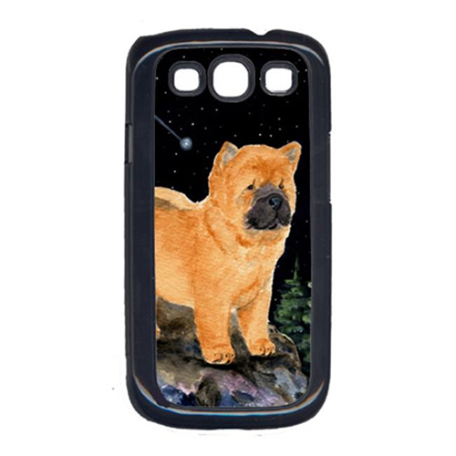 Carolines Treasures SS8488GALAXYSIII Starry Night Chow Chow Cell Phone Cover For Galaxy S111