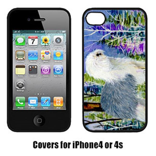 Carolines Treasures SS8641IP4 Old English Sheepdog Cell Phone Cover Iphone4