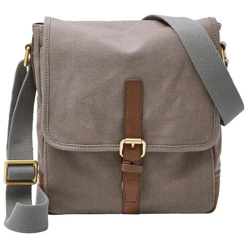 """Fossil Davis 9.7"""" Tablet Designer Bag - Grey"""