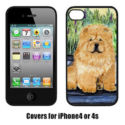 Carolines Treasures SS7002IP4 Chow Chow Iphone 4 Cover