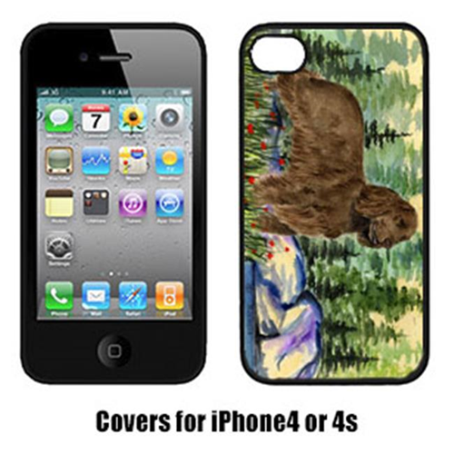 Carolines Treasures SS8131IP4 Field Spaniel Iphone 4 Cover