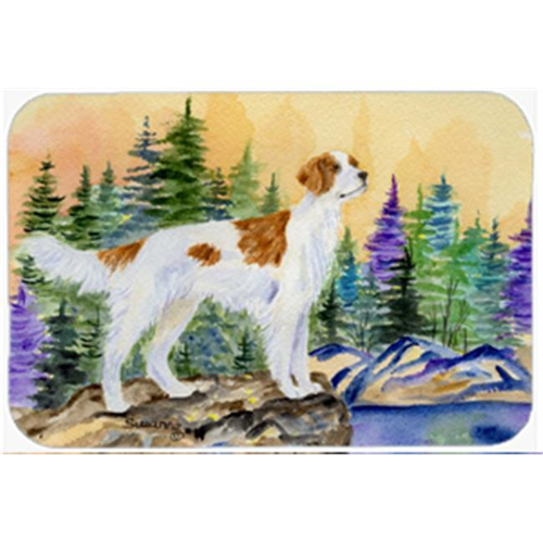 Carolines Treasures SS8146MP Setter Mouse Pad Hot Pad & Trivet