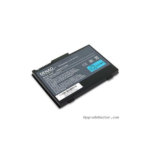 Denaq DQ-PA3154U-3 High Capacity Battery for Toshiba Portege 2000 Laptops- 2200mAh