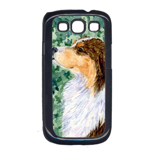 Carolines Treasures SS8738GALAXYSIII Australian Shepherd Cell Phone Cover Galaxy S111