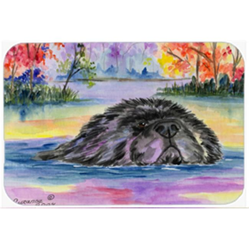 Carolines Treasures SS8040MP Newfoundland Mouse Pad Hot Pad & Trivet