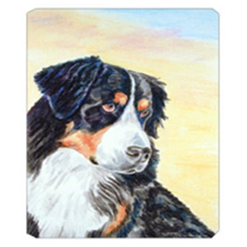 Carolines Treasures 7131MP 8 x 9.5 in. Bernese Mountain Dog Mouse Pad Hot Pad Or Trivet