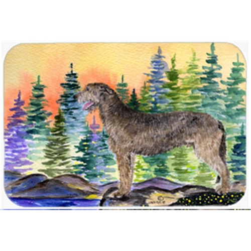 Carolines Treasures SS8205MP Irish Wolfhound Mouse Pad Hot Pad & Trivet
