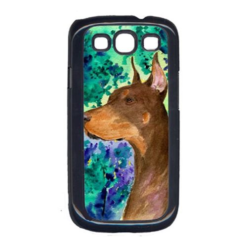 Carolines Treasures SS8457GALAXYSIII Doberman Galaxy S111 Cell Phone Cover
