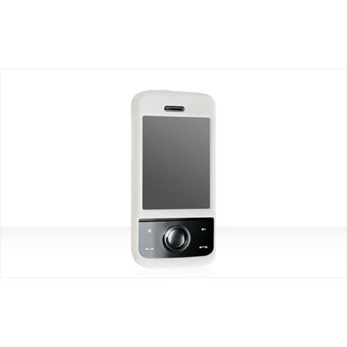DreamWireless SCHTCPROWT-PR HTC Touch Diamond Pro Skin Case - White