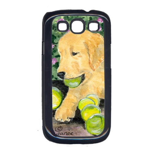 Carolines Treasures SS8759GALAXYSIII Golden Retriever Galaxy S111 Cell Phone Cover