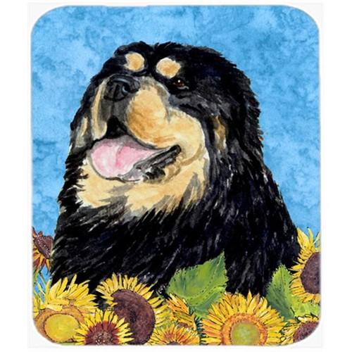 Carolines Treasures SS4145MP Tibetan Mastiff Mouse Pad Hot Pad or Trivet