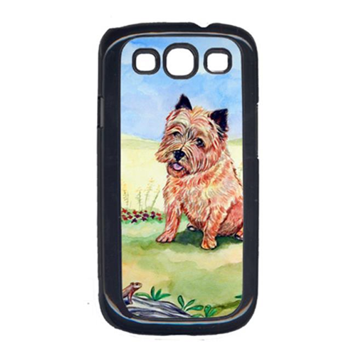 Carolines Treasures 7017GALAXYSIII Cairn Terrier And The Chipmunk Cell Phone Cover For Galaxy S111
