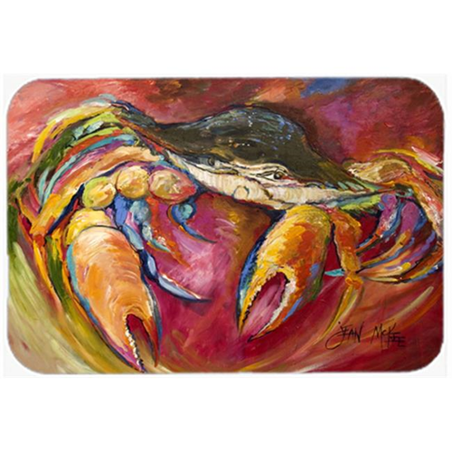 Carolines Treasures JMK1105MP Blue Crab Stars Mouse Pad Hot Pad & Trivet