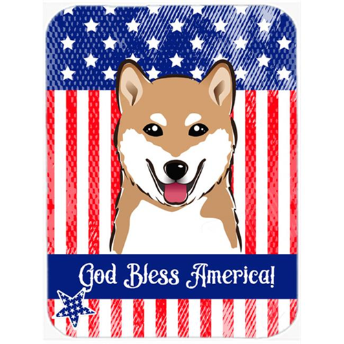 Carolines Treasures BB2155MP Shiba Inu Mouse Pad Hot Pad or Trivet