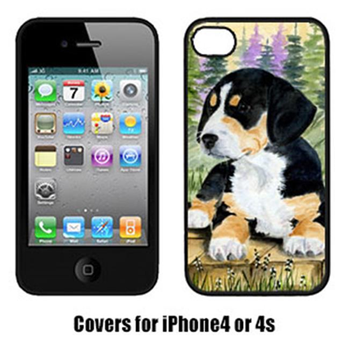 Carolines Treasures SS8132IP4 Entlebucher Mountain Dog Iphone 4 Cover