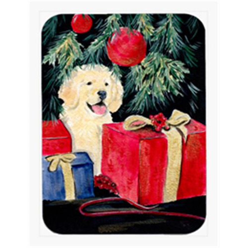 Carolines Treasures SS8578MP Golden Retriever Mouse Pad & Hot Pad Or Trivet