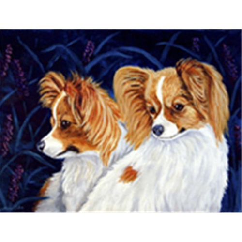 Carolines Treasures 7241MP 8 x 9.5 in. Papillon Mouse Pad Hot Pad or Trivet