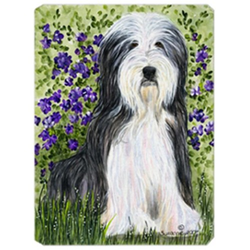 Carolines Treasures SS8022MP Bearded Collie Mouse Pad Hot Pad & Trivet