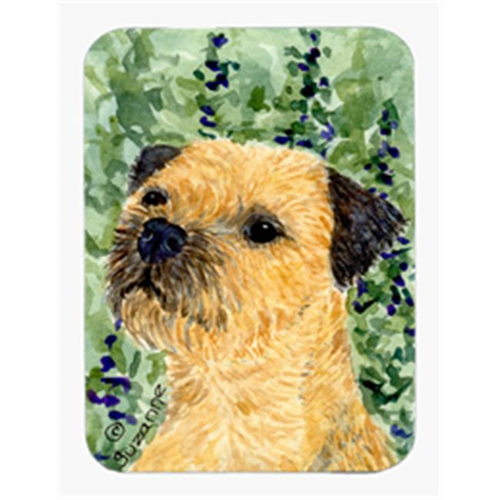 Carolines Treasures SS8801MP Border Terrier Mouse Pad & Hot Pad Or Trivet