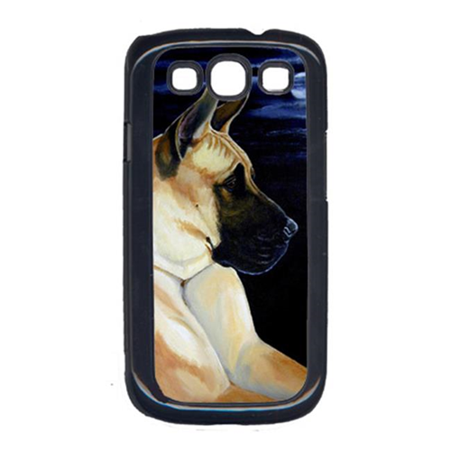 Carolines Treasures 7059GALAXYSIII Moonlight Fawn Great Dane Galaxy S111 Cell Phone Cover