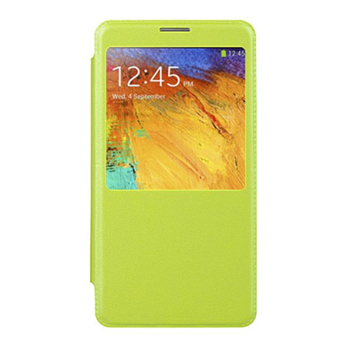 Dreamwireless Fitted Hard Shell Case for Samsung Galaxy Note 3 - Green