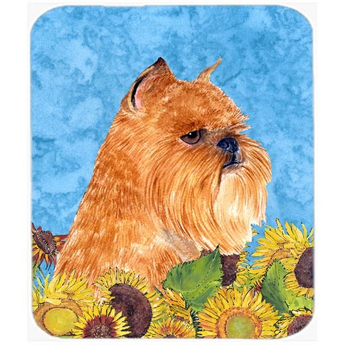 Carolines Treasures SS4127MP Brussels Griffon Mouse Pad Hot Pad or Trivet