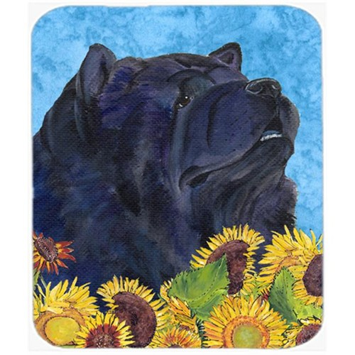 Carolines Treasures SS4134MP Chow Chow Mouse Pad Hot Pad Or Trivet