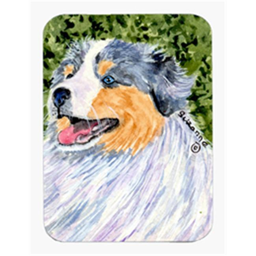 Carolines Treasures SS8736MP Australian Shepherd Mouse Pad & Hot Pad Or Trivet