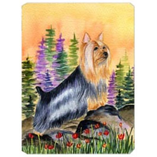 Carolines Treasures SS8262MP Silky Terrier Mouse Pad Hot Pad & Trivet