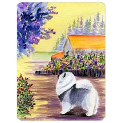 Carolines Treasures SS8452MP Keeshond Mouse Pad