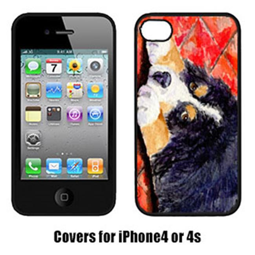 Carolines Treasures SS8842IP4 Bernese Mountain Dog Iphone 4 Cover