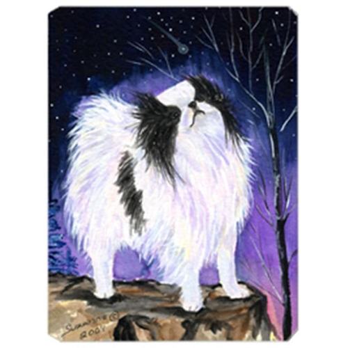 Carolines Treasures SS8070MP Japanese Chin Mouse Pad Hot Pad & Trivet