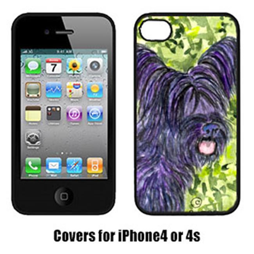 Carolines Treasures SS8718IP4 Skye Terrier Iphone4 Cover