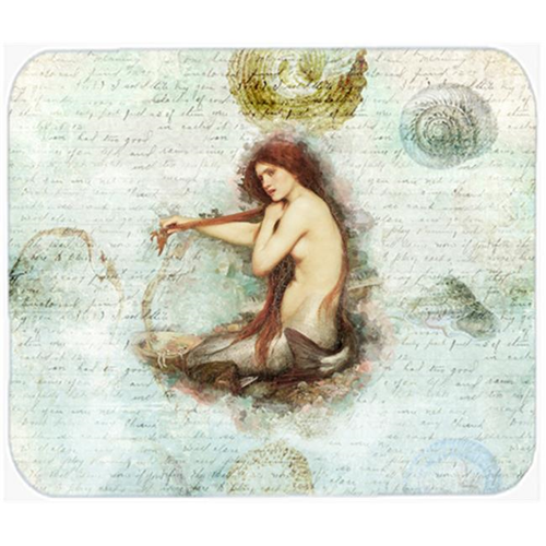 Carolines Treasures SB3047MP 9.5 x 8 in. Mermaids and Mermen Mouse Pad Hot Pad or Trivet