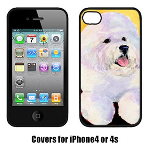 Carolines Treasures SS8921IP4 Bichon Frise Cell Phone Cover Iphone4