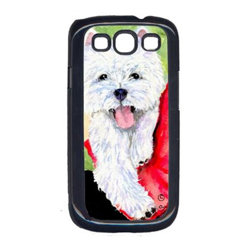 Carolines Treasures SS8784GALAXYSIII Westie Galaxy S111 Cell Phone Cover