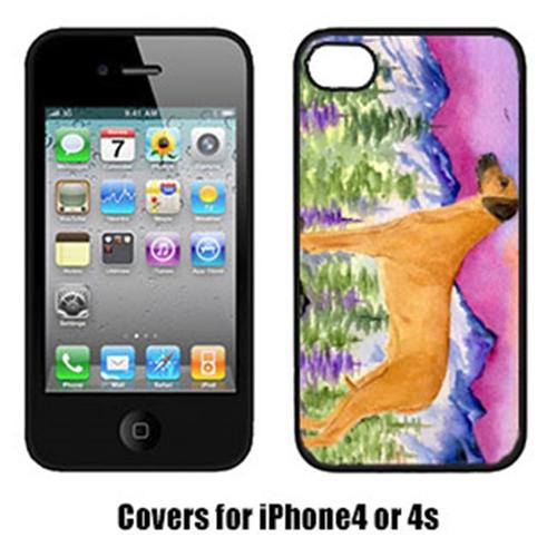 Carolines Treasures SS8327IP4 Rhodesian Ridgeback Cell Phone cover IPhone 4