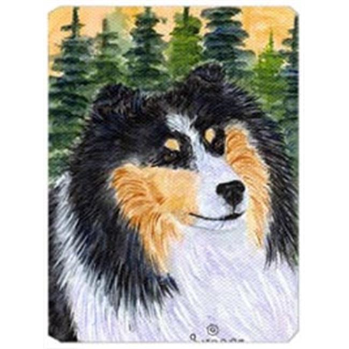 Carolines Treasures SS8140MP Sheltie Mouse Pad Hot Pad & Trivet